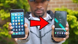 Download Switching from iPhone 7 Plus to Galaxy S8? Impossible? Video