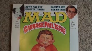 Download Garbage Pail Kids Collection - Part 12 - GPK MAD Magazine issue 265 from 1986 Video