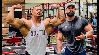 Download 855lb/388kg DEADLIFT FOR REPS PR WITH BRADLEY MARTYN Video
