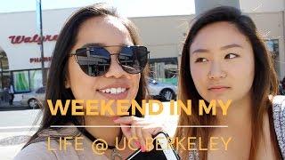 Download WEEKEND IN MY LIFE @ UC BERKELEY! Video
