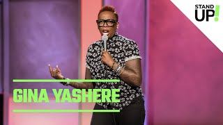 Download Comedian Gina Yashere Proposes A New National Anthem Video