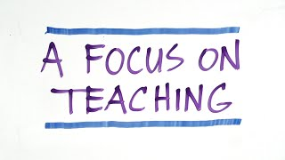 Download A Focus on Teaching: Metacognition Video