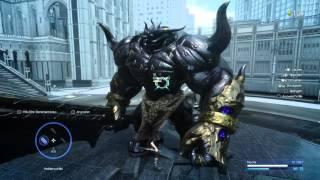 Download Final Fantasy XV - ″versteckte″ Angriffe und Waffen + Kampftraining [Demo] Video