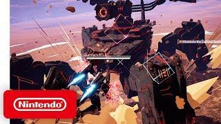 Download DAEMON X MACHINA - Demo Feedback Trailer - Nintendo Switch Video