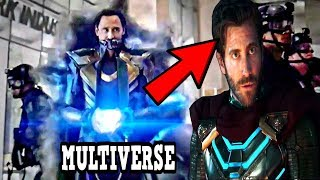 Download LOKI IS OFFICIALLY ALIVE & MYSTERIO IS LOKI IN SPIDER-MAN FAR FROM HOME! Video