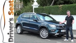 Download SEAT Ateca 2017 Review | Driver's Seat Video