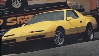 Download 1987-1992 Pontiac Firebird Formula - Best Bargain Performance Car Of Its Era Video