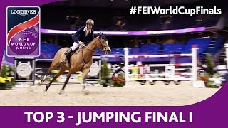 Download Top 3 Final I - Longines FEI World Cup™ Jumping 2016/17 Final Video