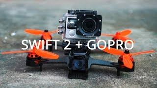 Download Swift 2 FPV Racing Drone Freeystyle with Gopro Video