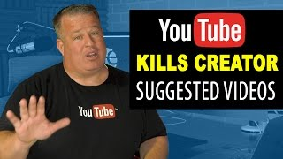 Download YouTube Algorithm Update: No More Creator Suggested Videos Video