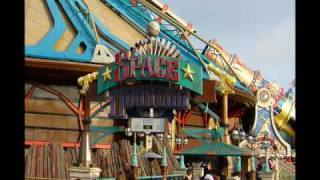 Download Space Mountain Mission 1 - Theme Park Music Video