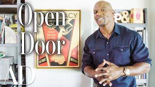 Download Inside Terry Crews' LA Man Cave | Open Door | Architectural Digest Video
