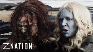 Download Z NATION | Season 4, Episode 4 Clip: Innovations | SYFY Video