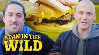 Download Sean Evans Hunts for London's Best Burger | Sean in the Wild Video