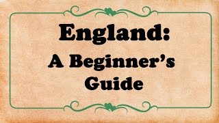 Download England: A Beginner's Guide Video