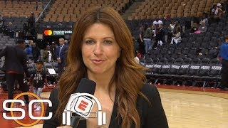 Download Rachel Nichols: LeBron James continues to rip out the Raptors' hearts | SC with SVP | ESPN Video