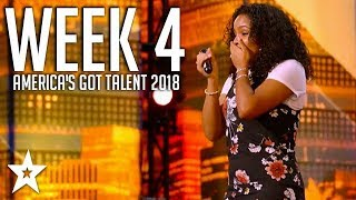 Download America's Got Talent 2018 Auditions | WEEK 4 | Got Talent Global Video