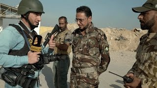 Download EXCLUSIVE - With the journalists on the frontline in Iraq Video