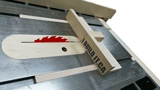 Download Building The Mini Table Saw Sled Video