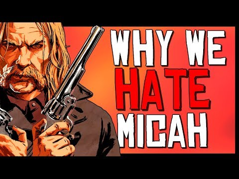 Why Micah Bell is Rockstar's most hated character [SPOILERS]