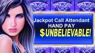 Download UNBELIEVABLE HIGH LIMIT WIN!!! ★ SHADOW DIAMOND ➜ HANDPAY JACKPOT Video