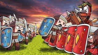 Download Minecraft | ULTIMATE ROMAN EMPIRE MOD! (Rome vs Gaul) Video