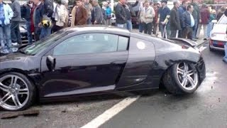 Download IDIOT AUDI DRIVERS CAUGHT ON CAMERA! Stupid AUDI Driving Fails Compilation 2017 Video