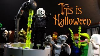 Download This Is Halloween | LEGO Stop Motion Video