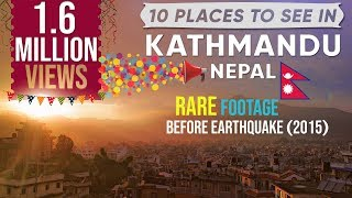 Download 10 Things To Do In Kathmandu,Nepal -HD Video