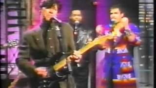 Download Robbie Robertson Shake This Town LIVE David Letterman Video