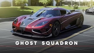 Download Ghost Squadron: The Koenigsegg Owners With The World's Fastest Production Car Video