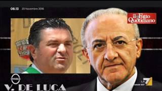 Download Omnibus - La campagna elettorale incattivita (Puntata 23/11/2016) Video