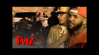 Download T.I. and The Game - Face-Off Against the Cops! | TMZ Video