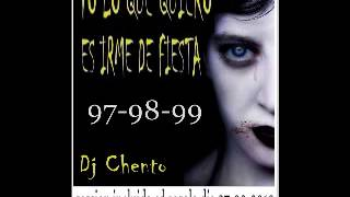Download Dj Chento Remember Yo lo que quiero es irme de fiesta Video