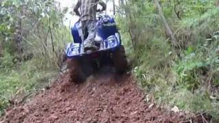 Download yamaha grizzly hill climb Video