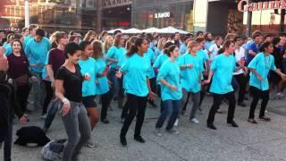 Download Flash - Mob avec la ville du Havre et l'Université du Havre Video