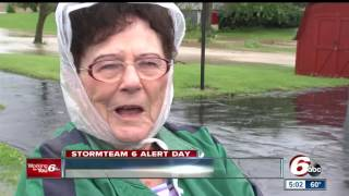 Download Flooding keeps people from homes in Henry County Video