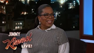 Download Oprah Winfrey on Running for President & Trump Video
