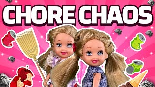 Download Barbie - The Twin's Chore Chaos | Ep.78 Video