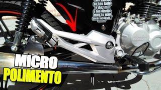 Download COMO TIRAR MANCHAS DO BACALHAU DA CG 160 (MICRO POLIMENTO) Video
