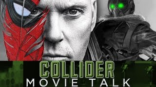 Download Michael Keaton as Vulture In Spider-Man Homecoming - guest Michael Rappaport - Collider Movie Talk Video