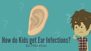 Download How do Kids get Ear Infections? Video