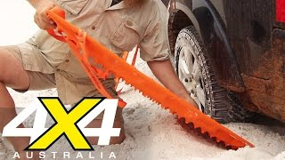 Download How to use Maxtrax recovery boards | 4X4 Australia Video