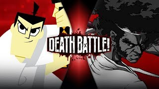 Download Samurai Jack VS Afro Samurai | DEATH BATTLE! Video