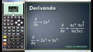 Download Calculando Derivadas HP 50g Video