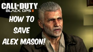 Download Black Ops 2: How To Save Alex Mason! Video