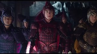 Download The Great Wall (2017): First Battle Scene HD Video