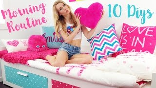 Download Morning Routine (10 DIY Ideas, Makeup, Healthy Recipes) Video