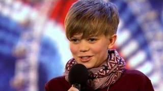 Download Ronan Parke - Britain's Got Talent 2011 Audition - itv/talent - UK Version Video