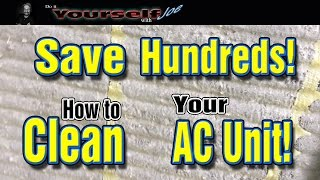 Download how to clean your outside ac unit Video